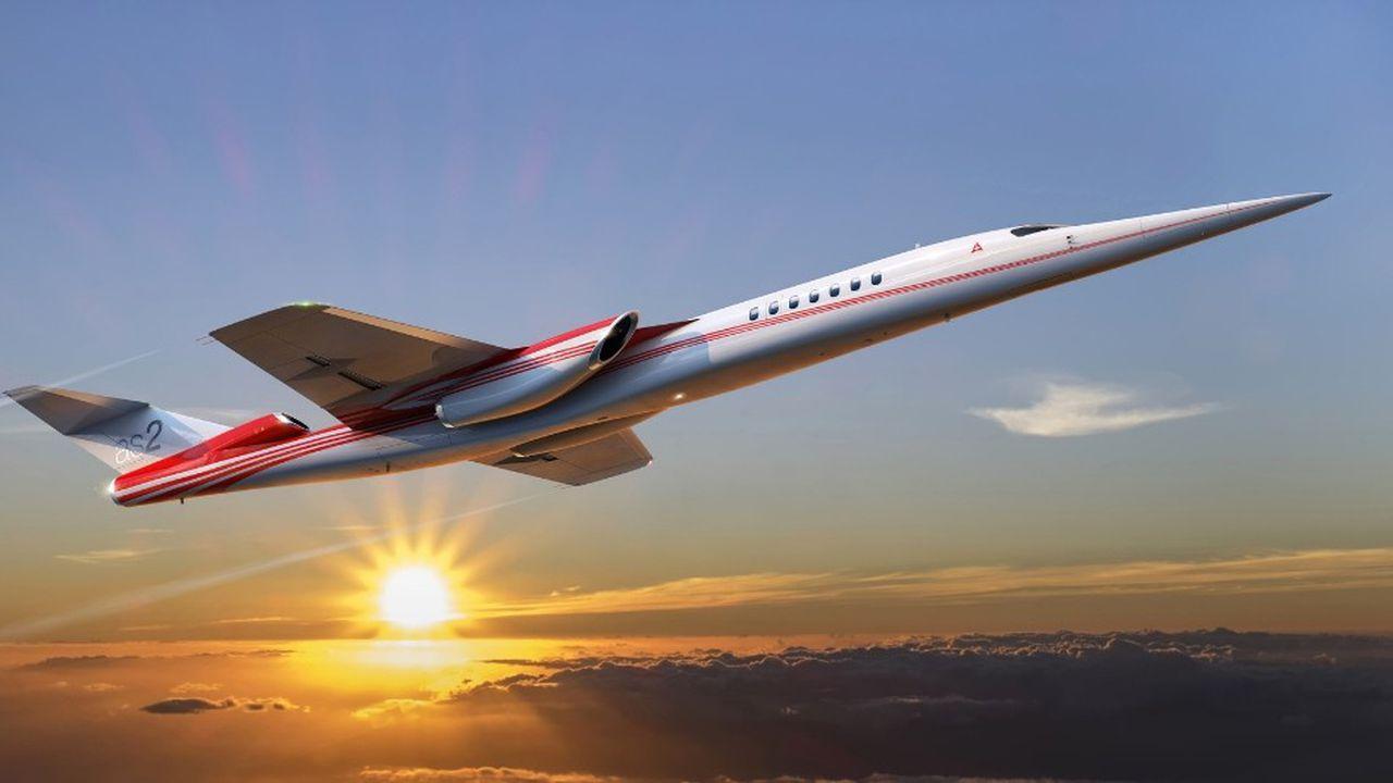 Le speculateur libre supersonique